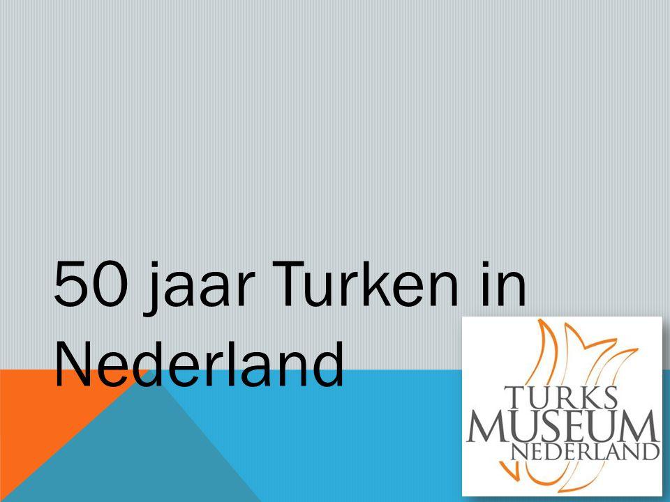 50 jaar Turken in Nederland