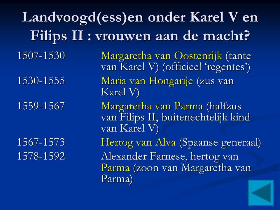 """En nog in zijn laatste regeringsjaar ging er op 7 mei 1555 een octrooi uit van Keizer Karel, waarin voor het bekleden van zogenaamde """"officien"""