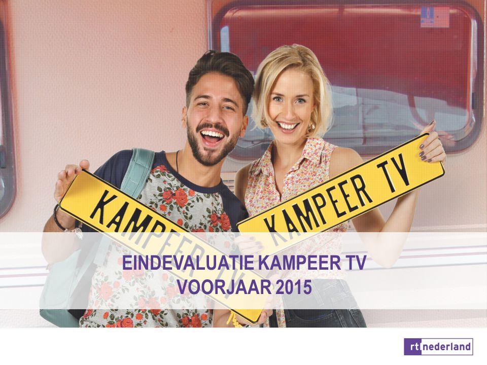 EINDEVALUATIE KAMPEER TV VOORJAAR 2015