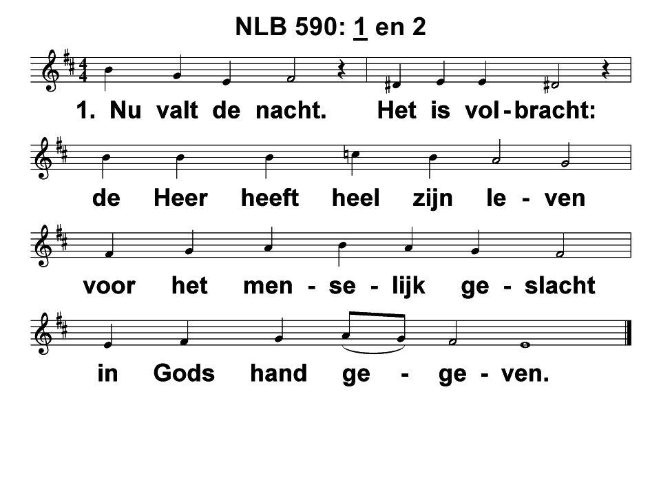 NLB 590: 1 en 2