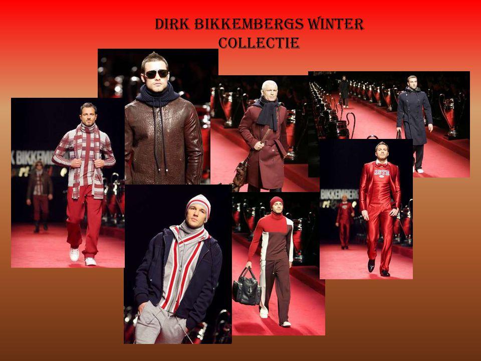 Dirk Bikkembergs Winter collectie