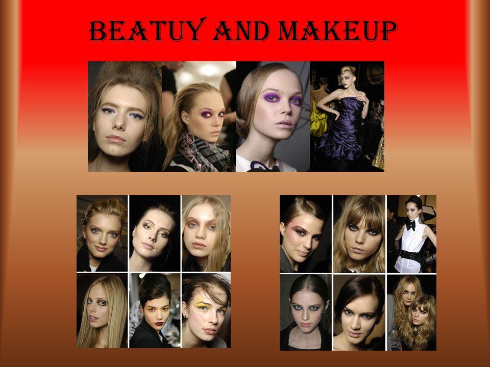 Beatuy and Makeup