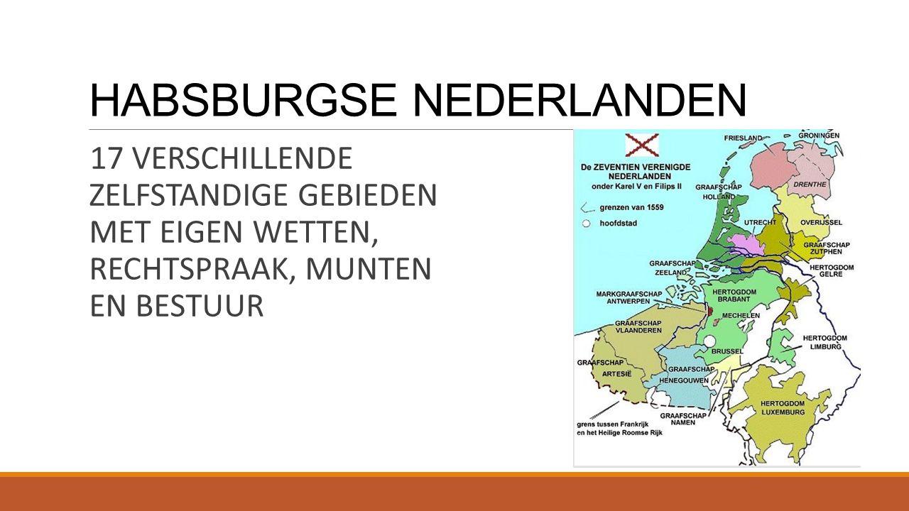 GEWAPEND VERZET TEGEN SPAANSE KONING (FILIPS II) 1568 BEGIN GEWAPEND VERZET (HUURLEGER) OLV WILLEM VAN ORANJE ◦1568 HEILIGERLEE ◦1572 DEN BRIEL ◦1573 / 1574 BEZETTING LEIDEN, HAARLEM EN ALKMAAR ◦INNUDATIES (DIJKEN DOORSTEKEN, LAND LOOPT ONDER WATER, BELEGERAARS KOMEN IN DE KNEL) ◦1574 MOOKERHEI