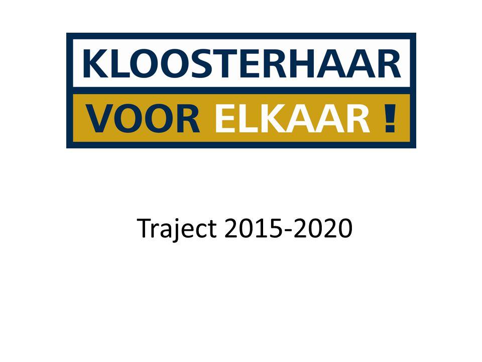 Traject 2015-2020