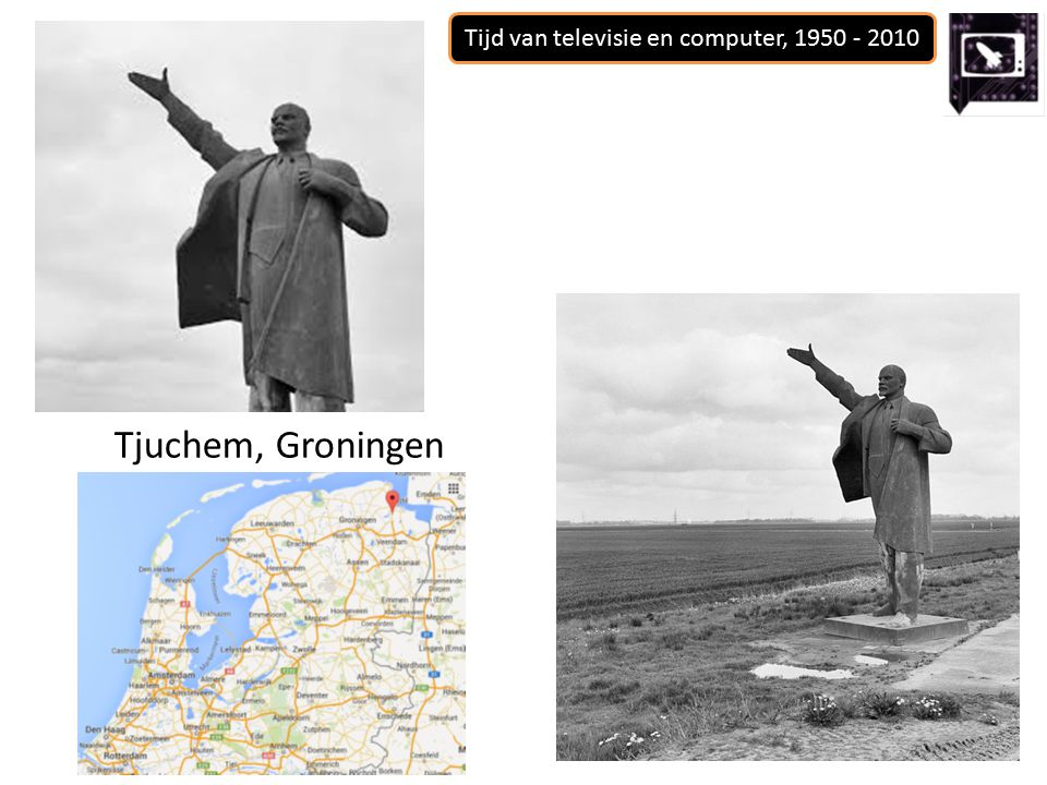 Tijd van televisie en computer, 1950 - 2010 Agenda: Huiswerk Communisme in Nederland Vragen Strip