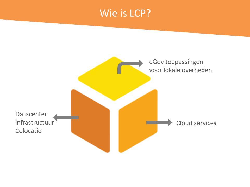 Wie is LCP.