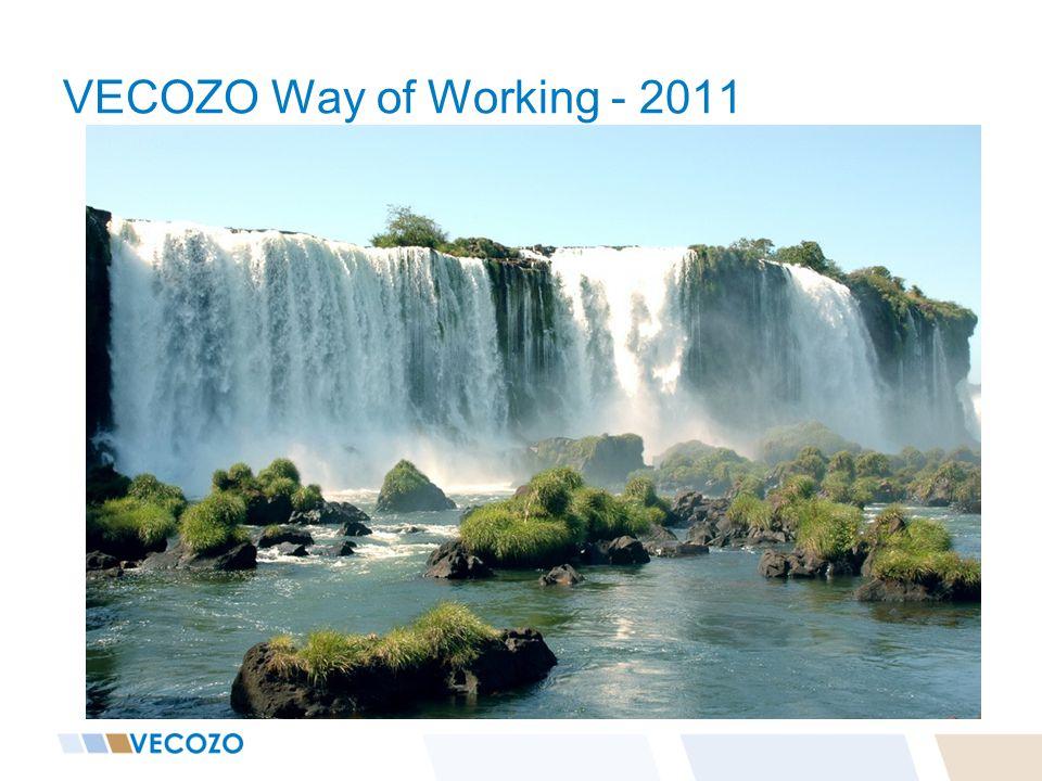 VECOZO Way of Working - 2011