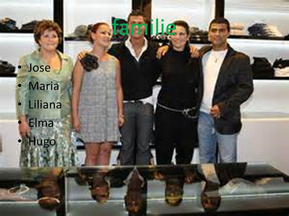 familie Jose Maria Liliana Elma Hugo