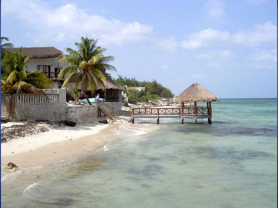 Aanlegplaats in Cancun - Mexico