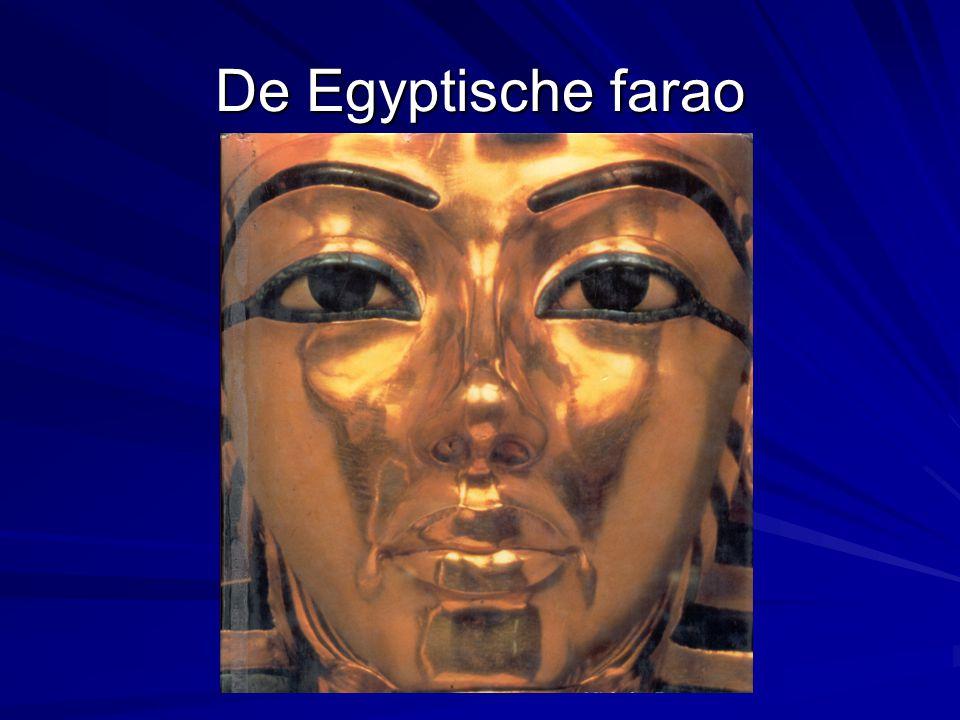 De Egyptische farao