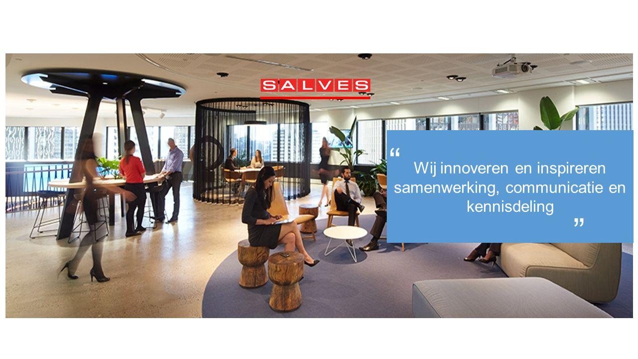 Wij innoveren en inspireren samenwerking, communicatie en kennisdeling