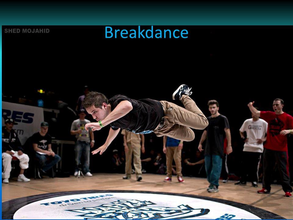 inleiding Hoe is breakdance ontstaan Wat is breakdance Battles Dansscholen Filmpje Workshop breakdance Quiz Vragen