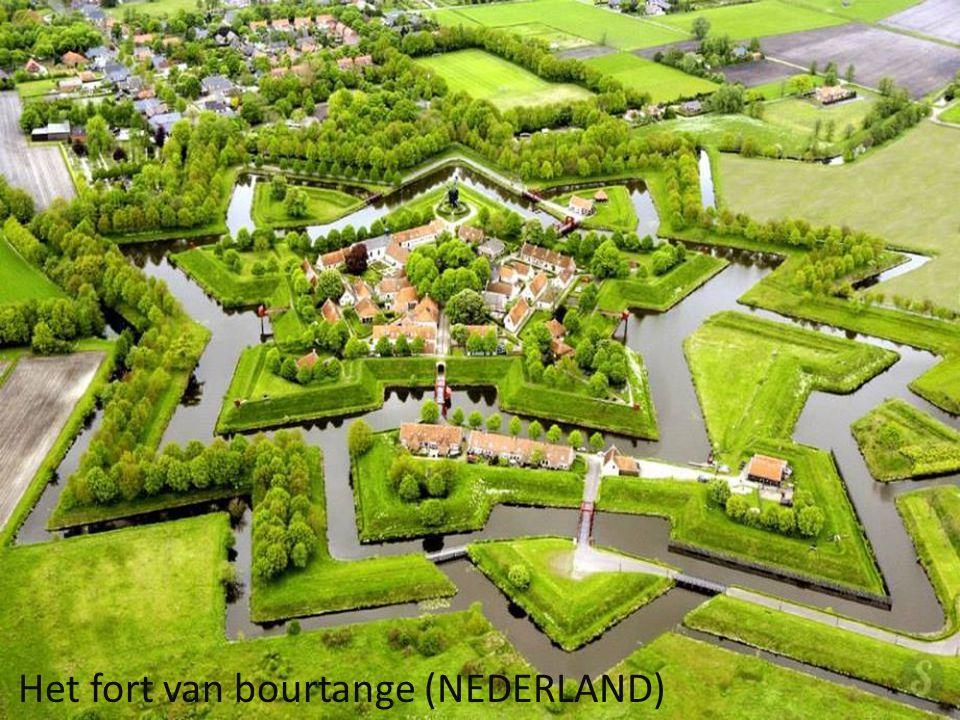 Het fort van bourtange (NEDERLAND)