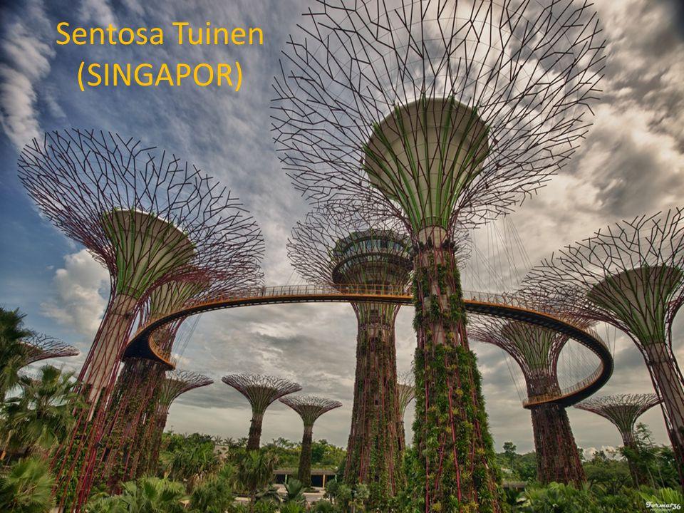 Sentosa Tuinen (SINGAPOR)