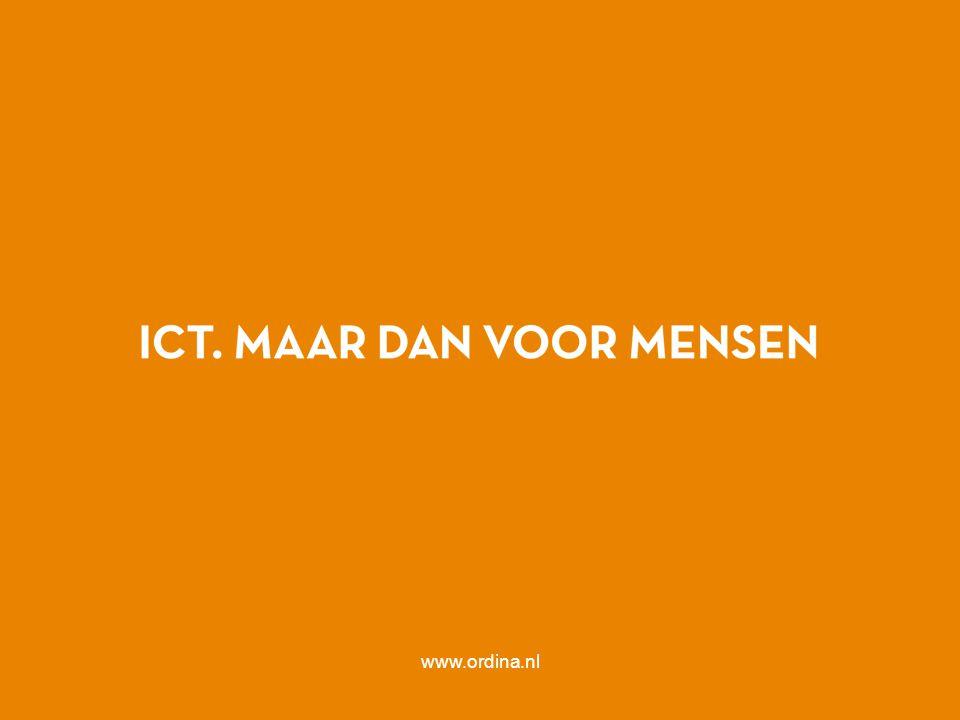 14 www.ordina.nl