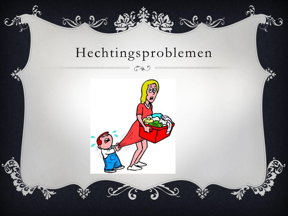 Hechtingsproblemen