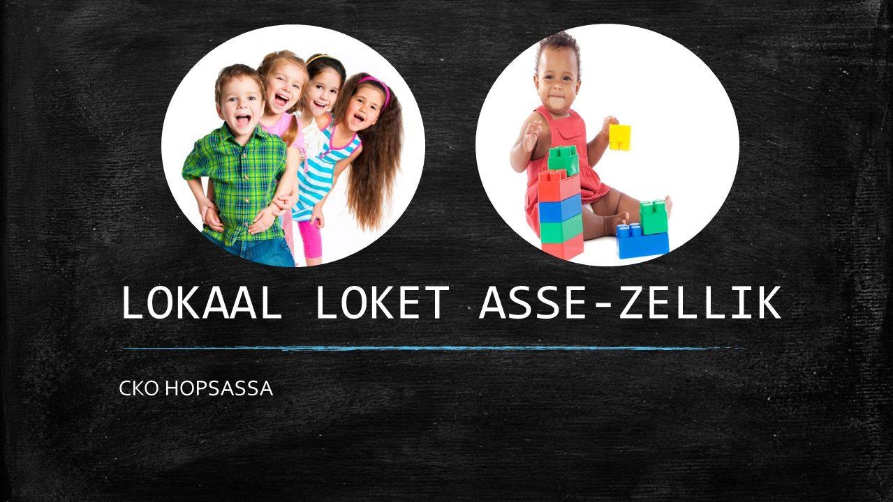 LOKAAL LOKET ASSE-ZELLIK CKO HOPSASSA