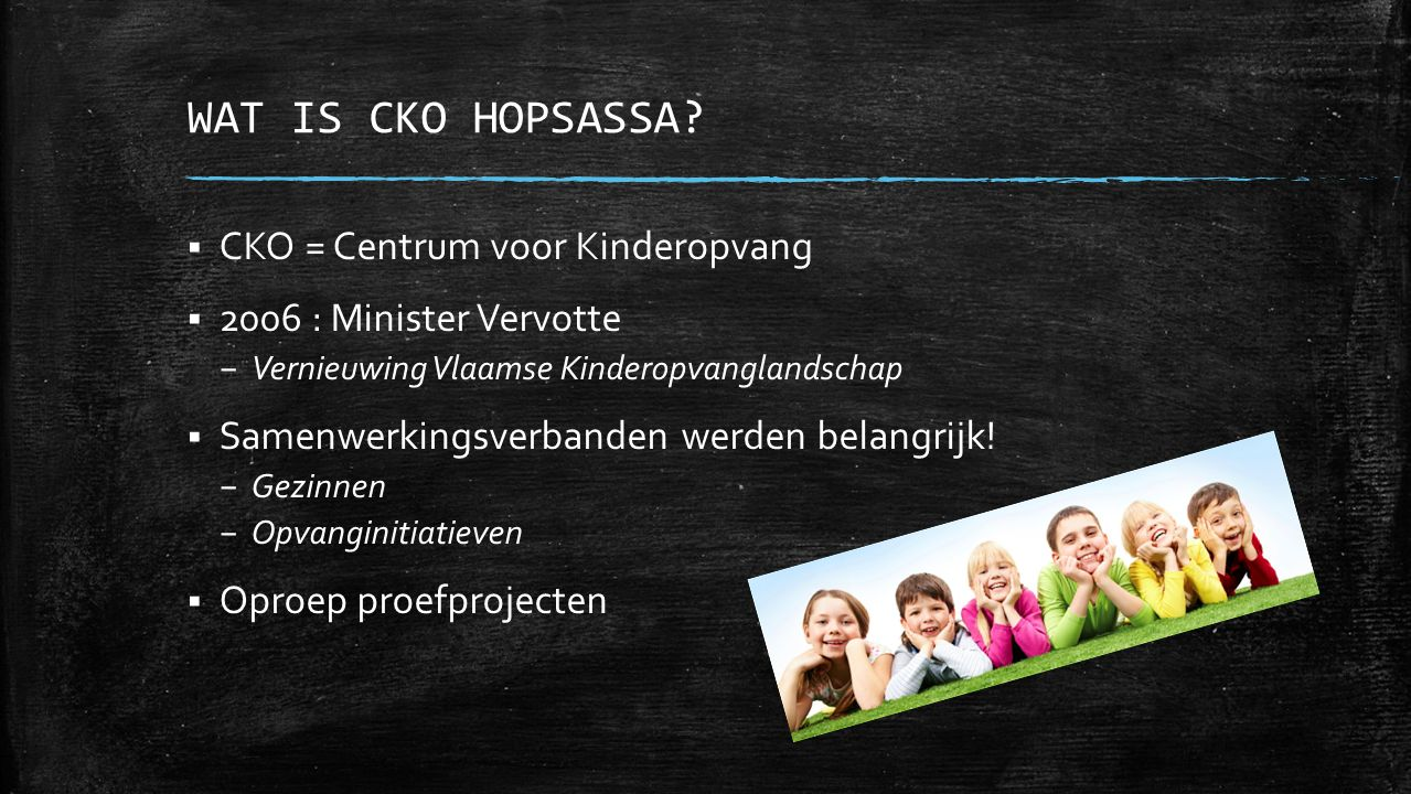 START PARTNERS CKO HOPSASSA.