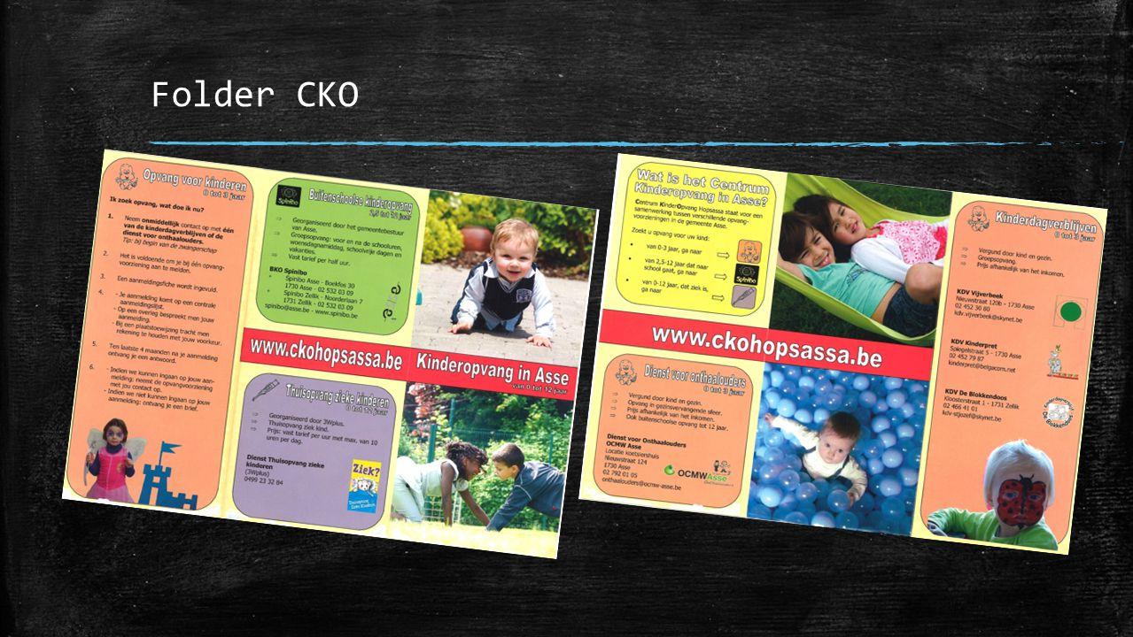 Folder CKO