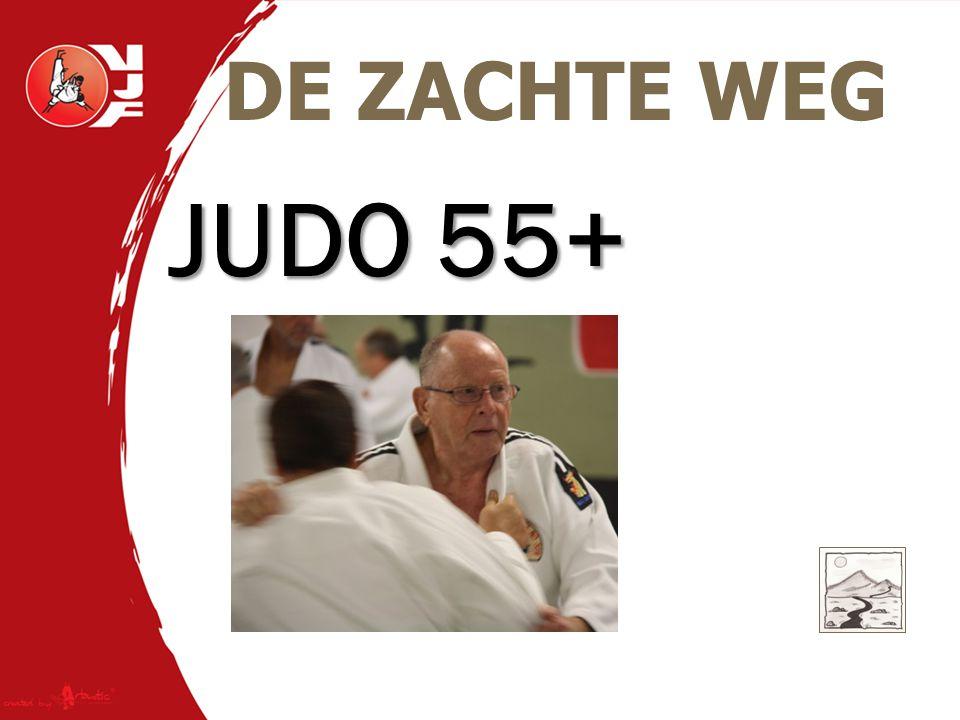DE ZACHTE WEG JUDO 55+