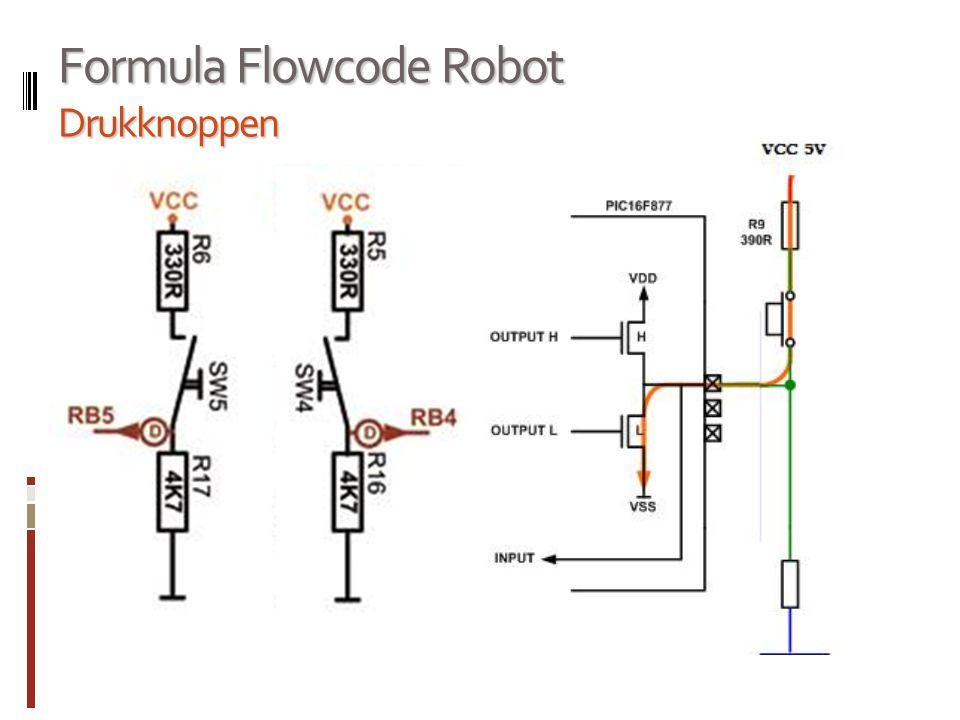 Formula Flowcode robot Dankwoord Bij deze wil ik graag dhr.