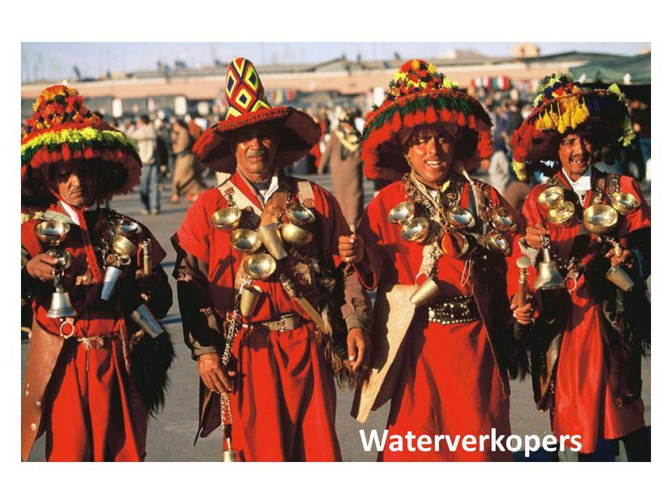 Waterverkopers