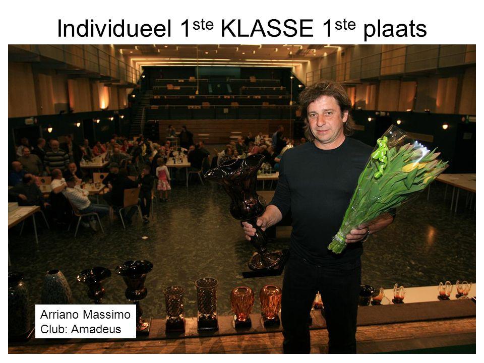 Duo's ERE KLASSE 2 de Plaats Coosemans Rudy & Thoen Johnny Club: De Club