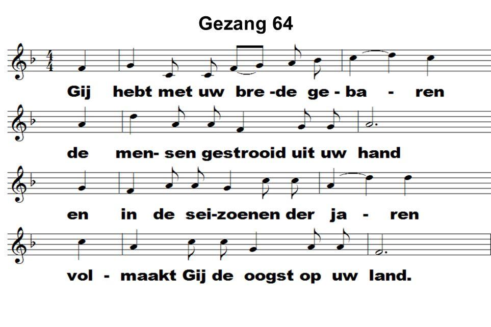 Gezang 64