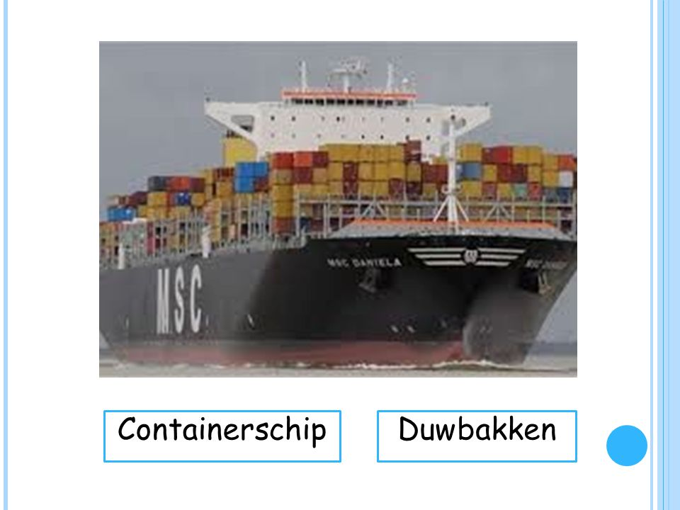 ContainerschipDuwbakken