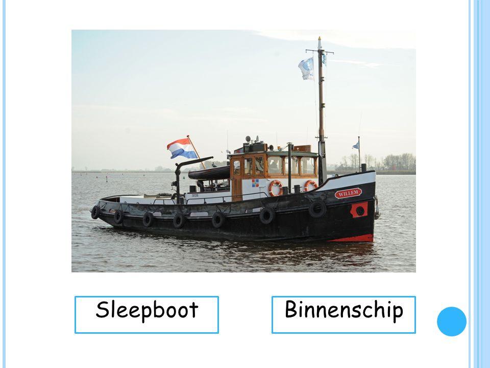 SleepbootBinnenschip