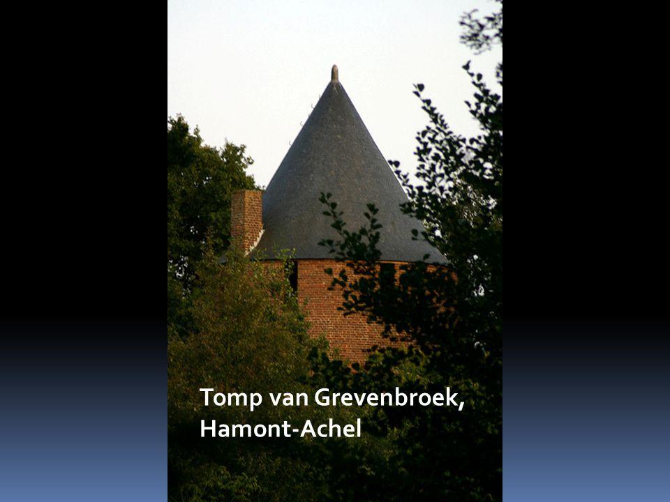 Tomp van Grevenbroek, Hamont-Achel