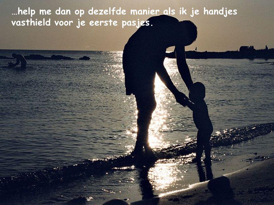 Als mijn arme benen het me niet meer toelaten te bewegen zoals vroeger….