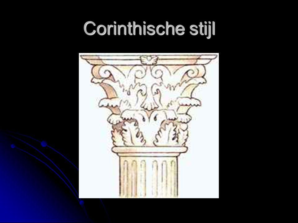 Corinthische stijl
