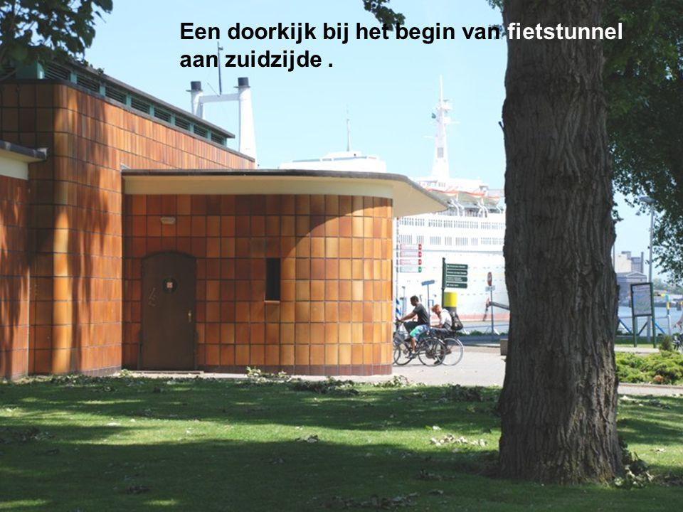 Tussen Maastunnel en Erasmusbrug Deel 1 Ventilatiegebouw www.marjanvandermeulen.nl
