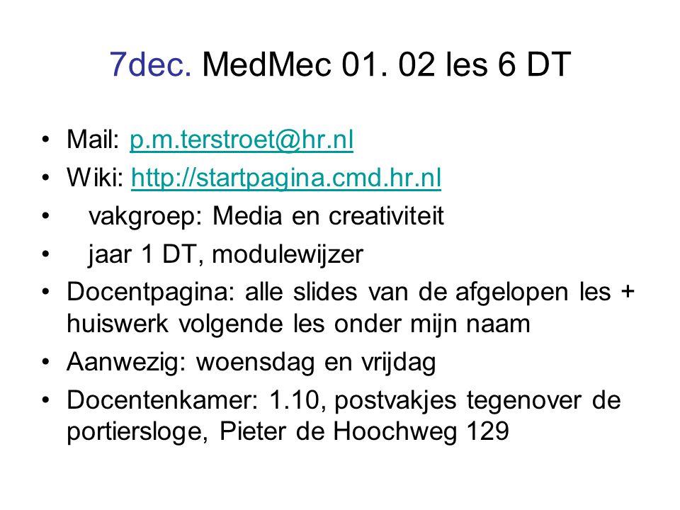 7dec. MedMec 01.