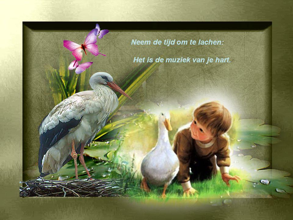 Neem de tijd om liefde te geven en te ontvangen: Het is het mooiste geschenk dat er bestaat.