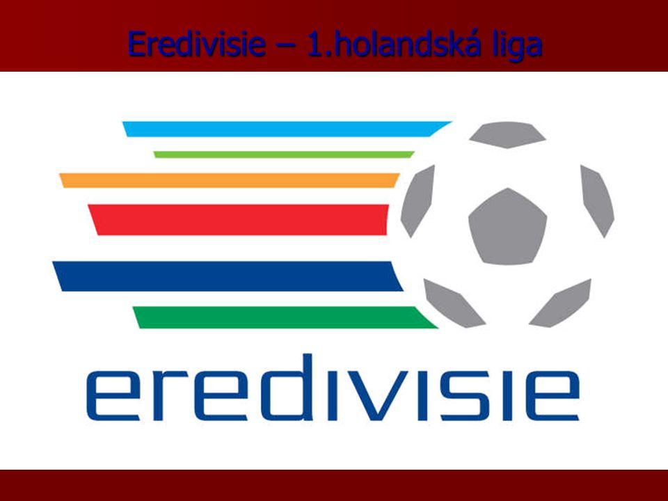 Eredivisie – 1.holandská liga