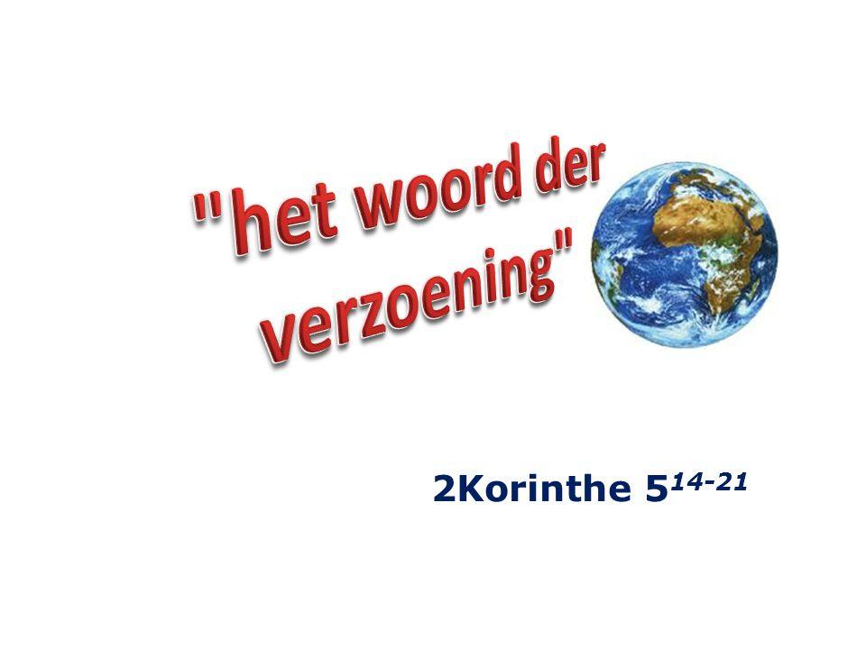 2Korinthe 5 14-21