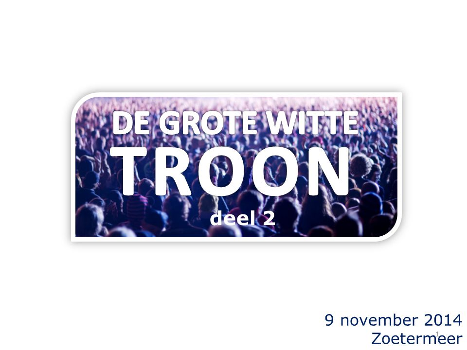 9 november 2014 Zoetermeer deel 2 1
