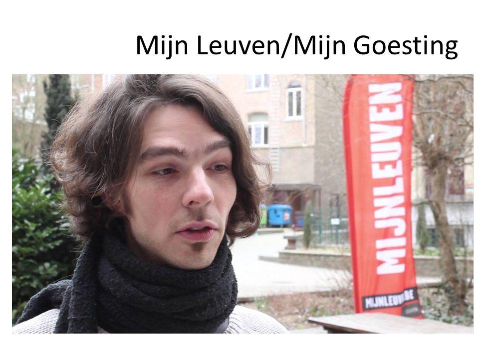 Mijn Leuven/Mijn Goesting