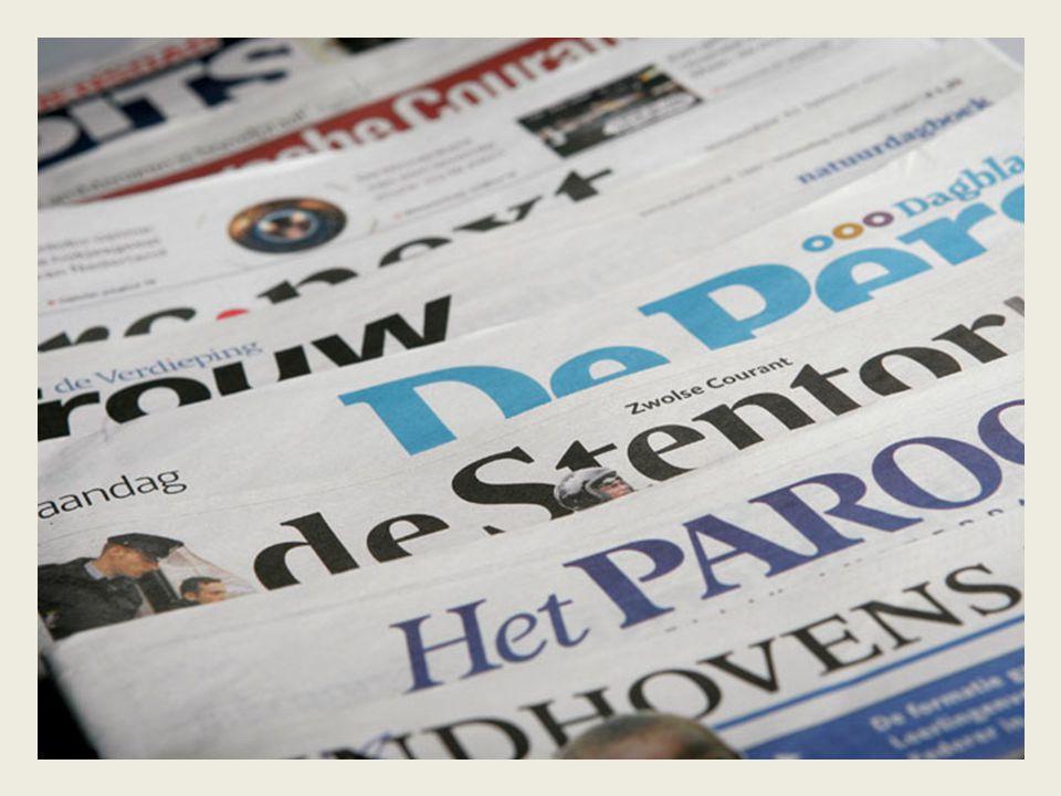 Gedrukte media: Seizoensbrochures, dagbladen, krant… Informatie over voorstellingen Veel mond-op-mond reclame