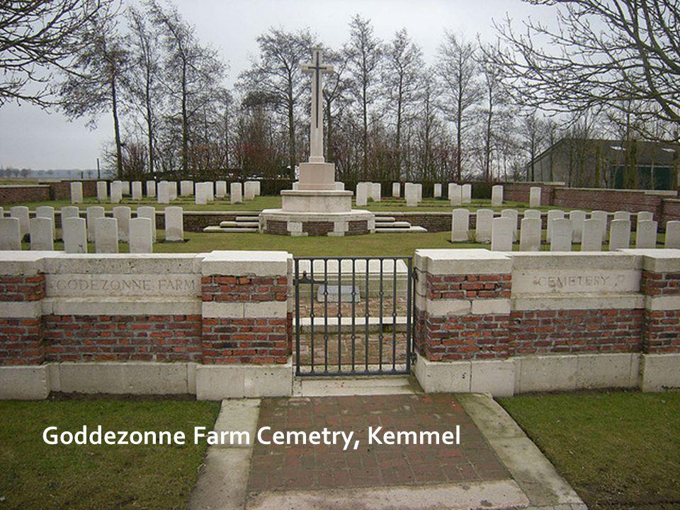 Newfoudland Memorial, Harelbeke