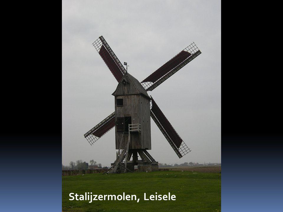 Stalijzermolen, Leisele