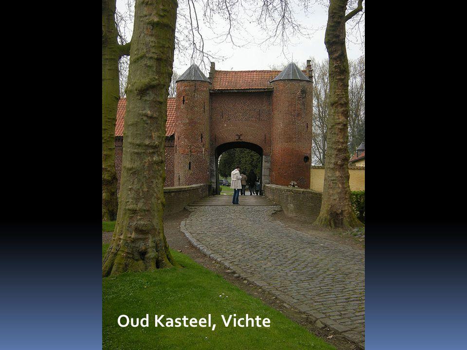 Oud Kasteel, Vichte