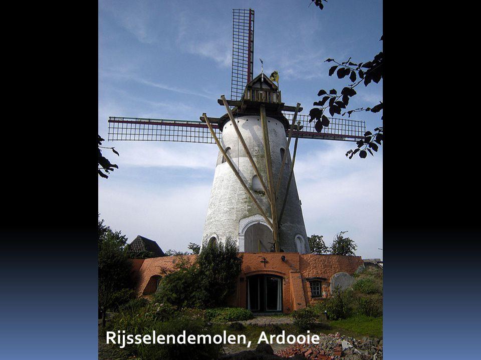 Rijsselendemolen, Ardooie