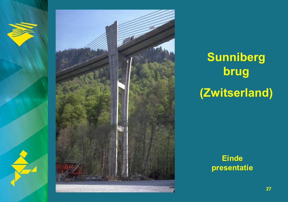 27 Sunniberg brug (Zwitserland) Einde presentatie