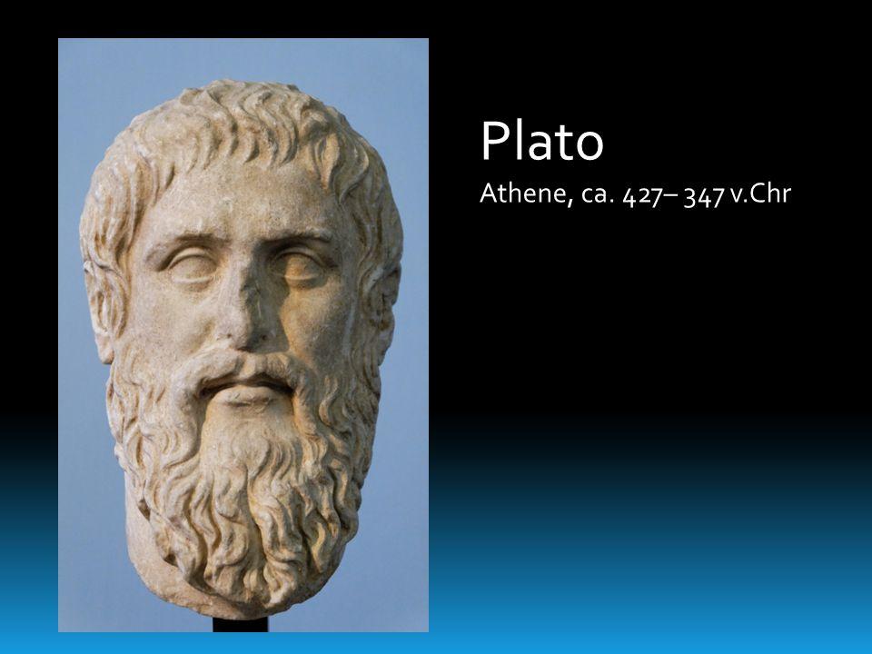 Plato Athene, ca. 427– 347 v.Chr