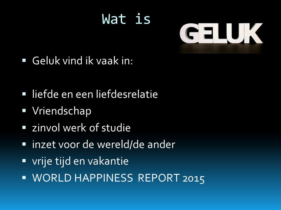 Geluk bij Plato  Wie goed is, is gelukkig.