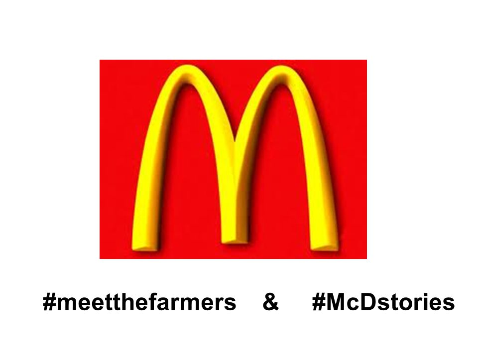 #meetthefarmers & #McDstories