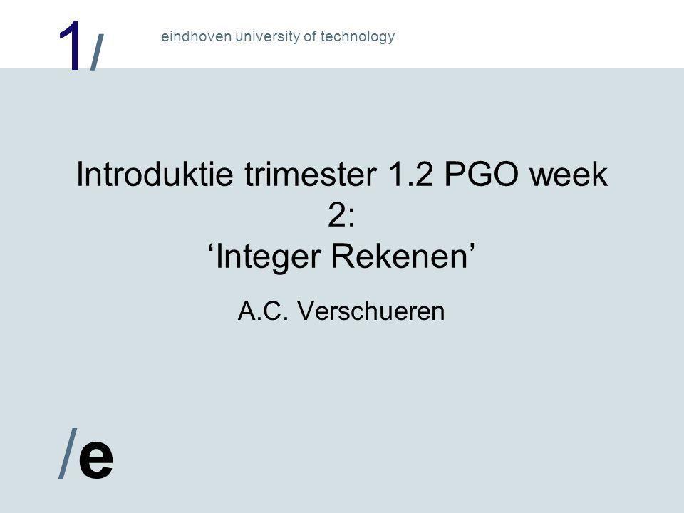 1/1/ /e/e eindhoven university of technology Onderwerp: 'bouw een regelsysteem' Warmtebron Aluminium blok Ventilator Temp.